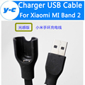Para xiaomi mi banda 2 usb cabo do carregador de alta qualidade 2016 100% novo adaptador de carregador usb fio para xiaomi mi banda 2 inteligente wirstband