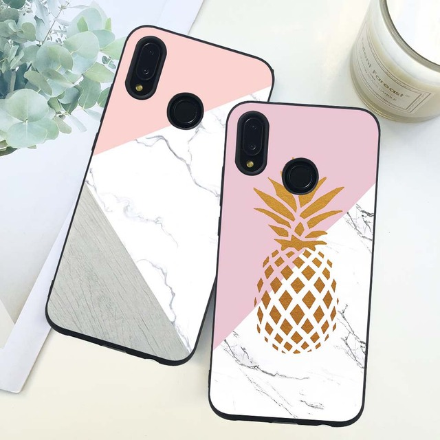 brand new ab5df ce2f3 US $0.65 34% OFF|Shockproof Phone Cases For Huawei Mate 20 Lite P20 Plus  P20 Pro P10 P8 P9 Lite mini P Smart G10 GR3 Flower Star Case Cover Coque-in  ...