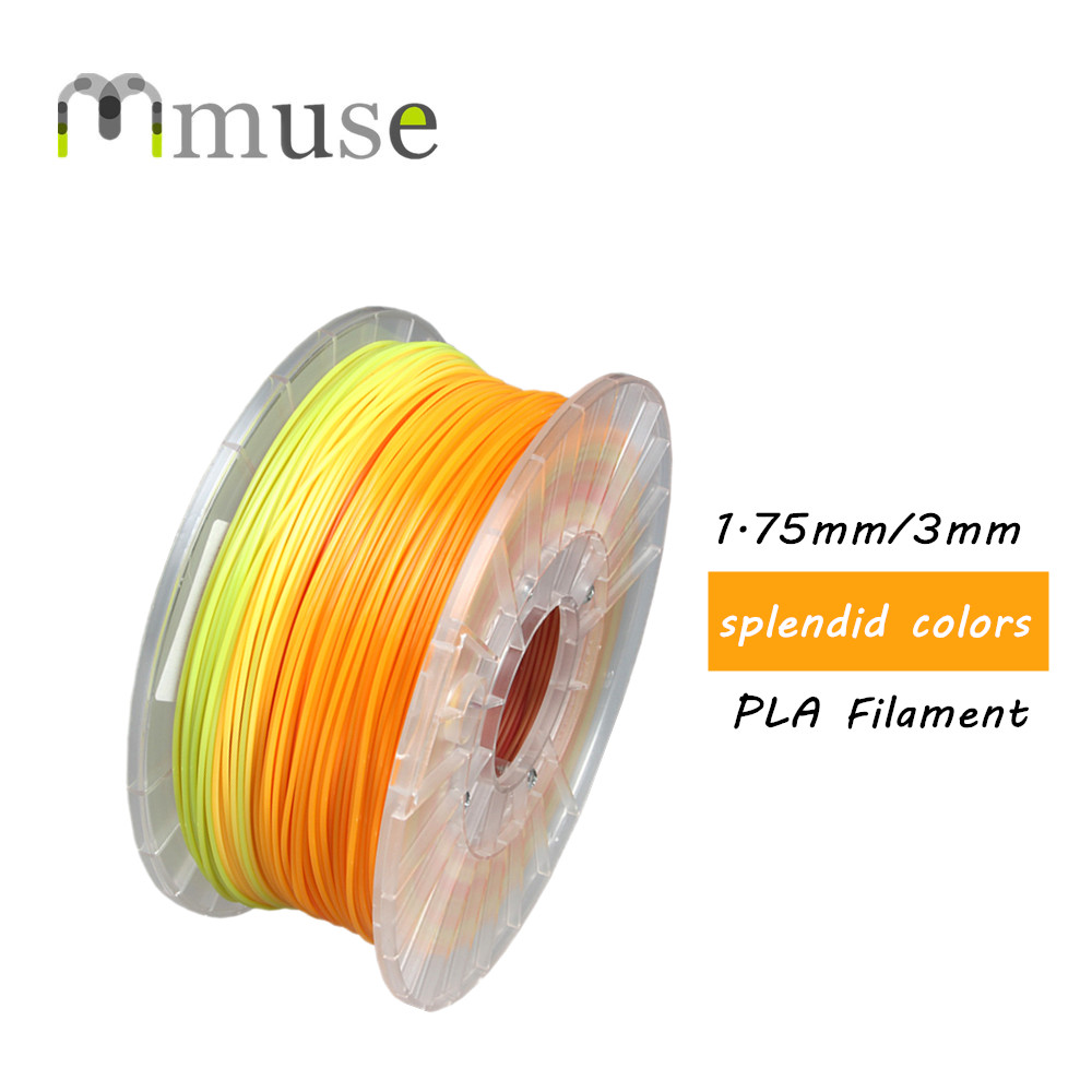 Made In China Splendid Colors 3D Printing Filament PLA Filament 1KG For Selling цены онлайн