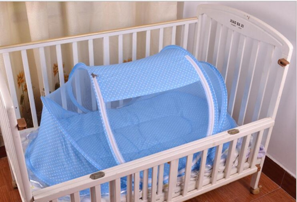 Baby Crib Tent mosquito net Baby Bed Pillow Mat Newborn Cotton travel baby sleeping bed barraca infantil cradle-in Baby Cribs from Mother u0026 Kids on ... & Baby Crib Tent mosquito net Baby Bed Pillow Mat Newborn Cotton ...