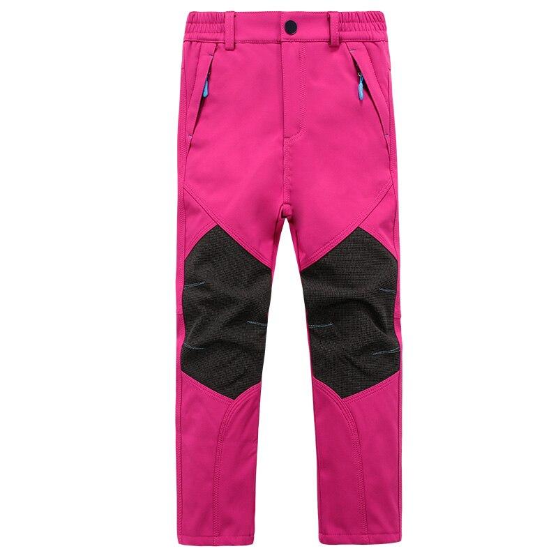 Enfants Charge Pantalon Style Saisir Sweat Pantalon Chaud Coupe-Vent - Vêtements pour hommes - Photo 2