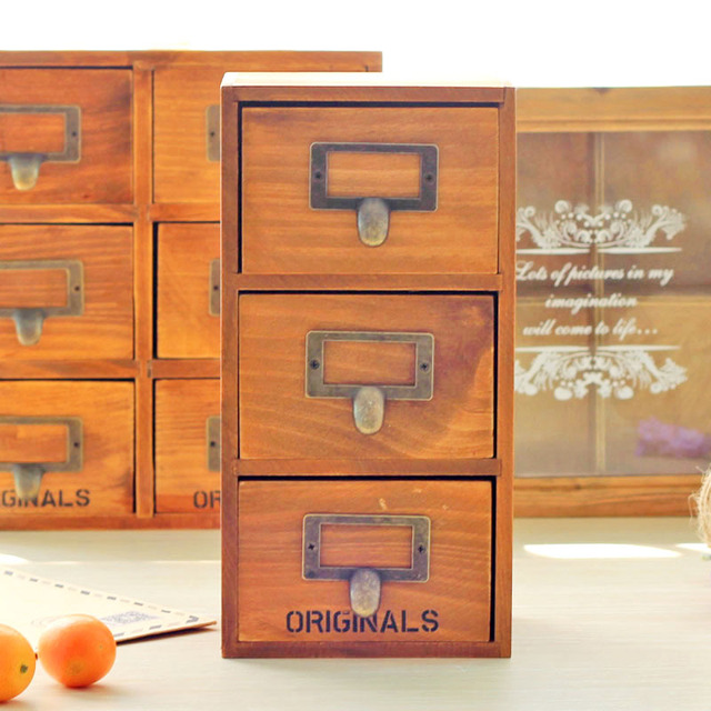 Retractable drawer type storage cabinet/Solid wood jewelry box cosmetic Desktop decoration storage box & Retractable drawer type storage cabinet/Solid wood jewelry box ... Aboutintivar.Com