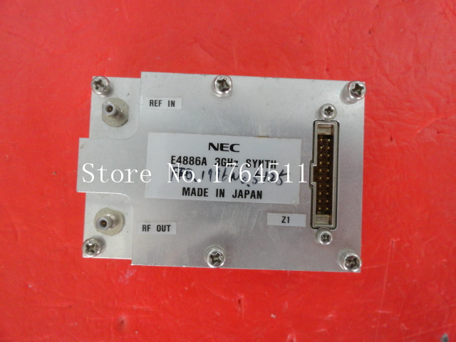 [BELLA] ORIGINAL E4886A 3GHz SMA Amplifier
