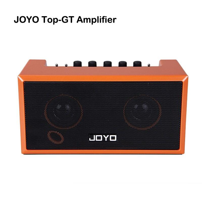 JOYO TOP-GT amplificateur de guitare sortie casque bureau Bluetooth stéréo appareil portable haut-parleur de guitare accessoires de guitare
