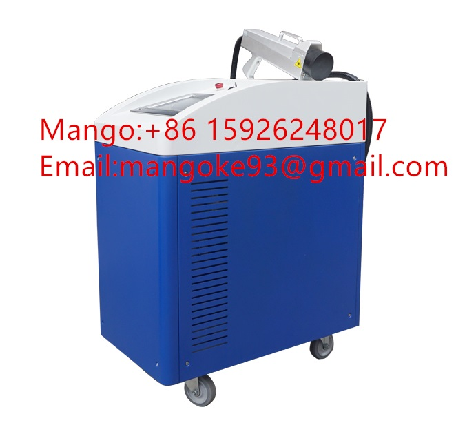 good quality high precision laser cleaning machine price rust remover laser cleaning machine