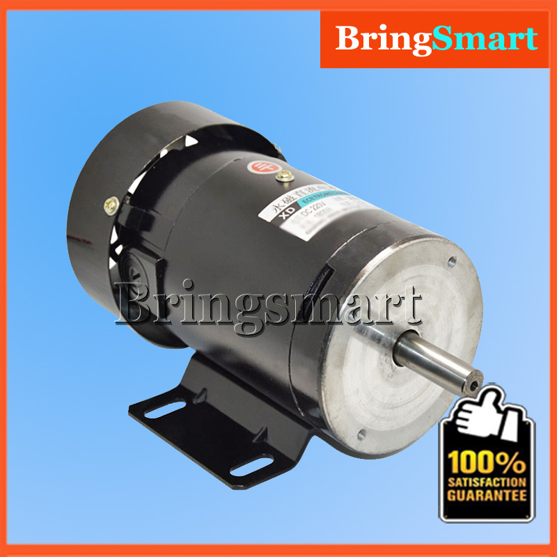 ZYT22 DC 220V Permanent Magnet Motor High Speed 1800rpm 500W 220V DC Speed Regulation Reversible High Torque Electric Motor цена