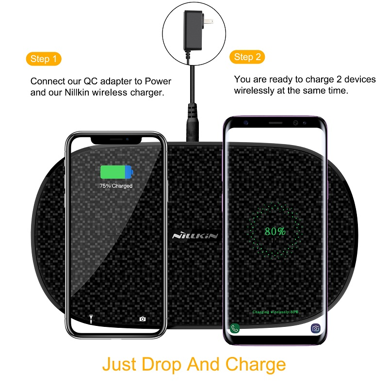 Dual Wireless Charger 3