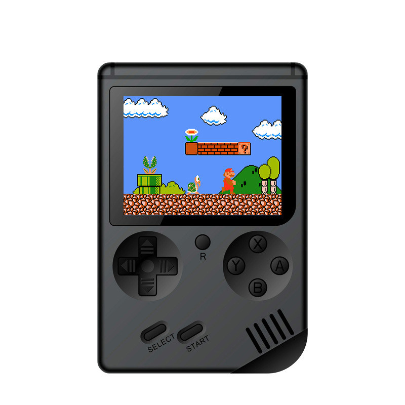 Newest Retro mini game console built in 168 retro 8 bit games AV out Portable Handheld Game best gift for kids