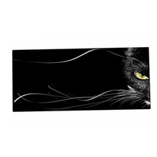 Large mouse pad 900×400 rubber gaming mouse mat printed mouse muismat