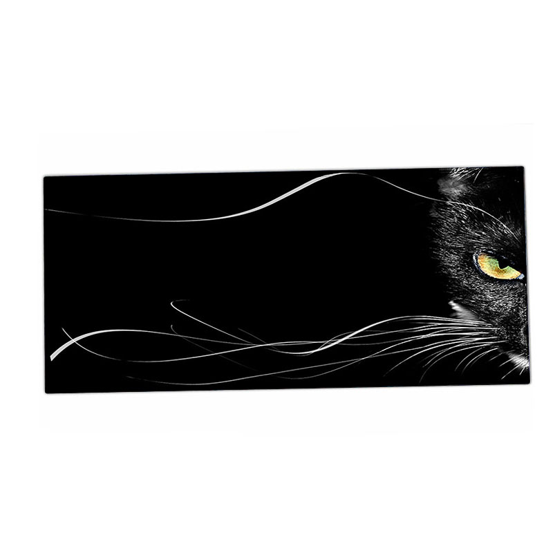 Large mouse pad 900x400 rubber gaming mouse mat printed mouse muismat rubber mouse pad mat black