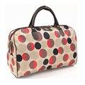 De alta calidad de La Manera equipaje bolso de las mujeres viajan bolsas duffles impermeables hombres de las mujeres de gran capacidad de diseño especial 2016 de la venta caliente