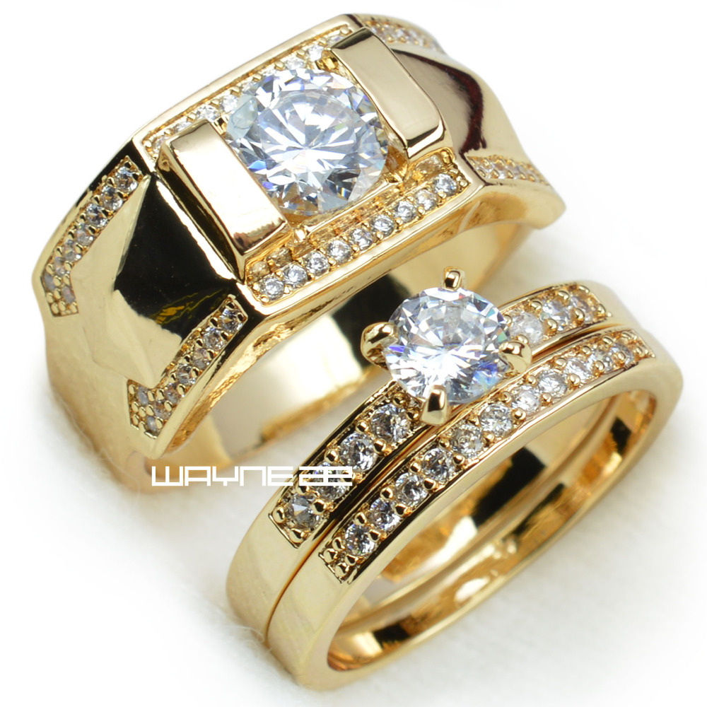 Classic wedding bands for lover's R245,280