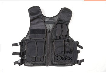 US special forces tactical vest CS combat training protective equipment Army fans outdoor tactical vest breathable