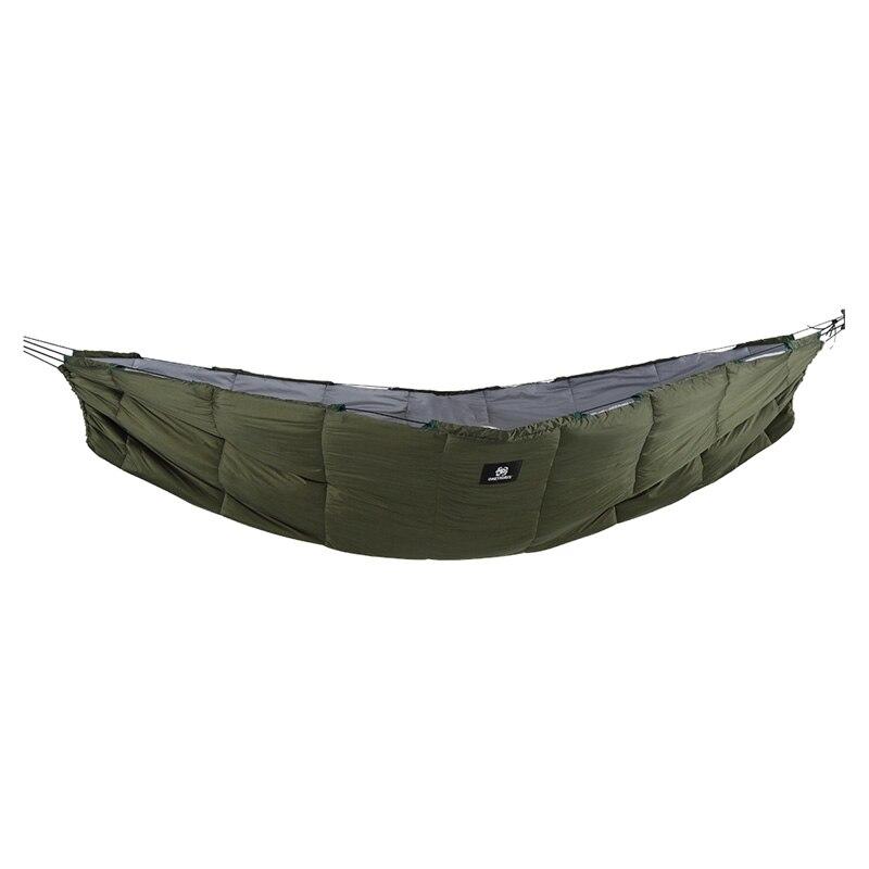 OneTigris Hamac Sous-couette Léger Pleine Longueur Hamac Underquilt Sous Couverture 40 F à 68 F (5 C à 20 C)
