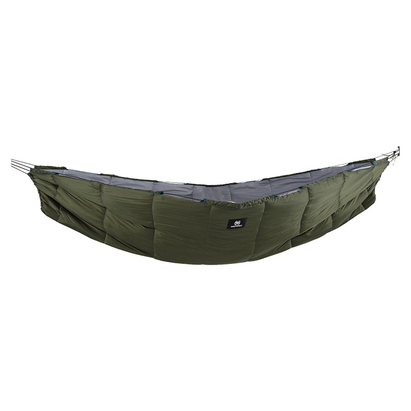 OneTigris Hammock Under-quilt Lightweight Full Length Hammock Underquilt Under Blanket 40 F to 68 F (5 C to 20 C) купить дешево онлайн