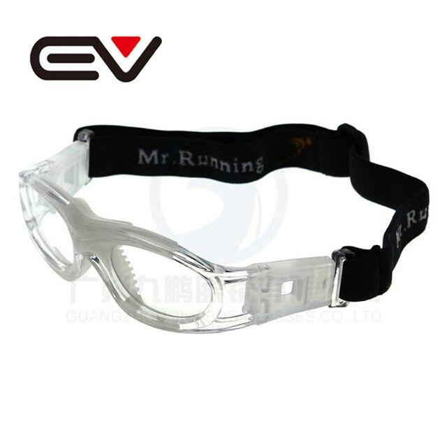 5370f069a2365 Futebol basquetebol Prescrição de Óculos Dos Homens Óculos de Futebol Óculos  de Basquete Meninos Esportes Ao