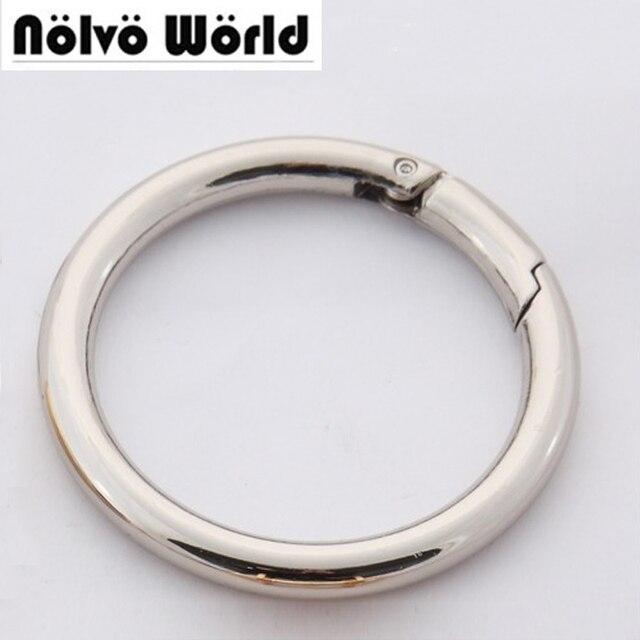 Spring rings 7.0mm line inside 50mm 2 inch 50pcs/lot bags ...