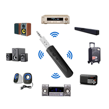3.5mm Bluetooth Earphone Receiver Kit Handsfree Audio Music
