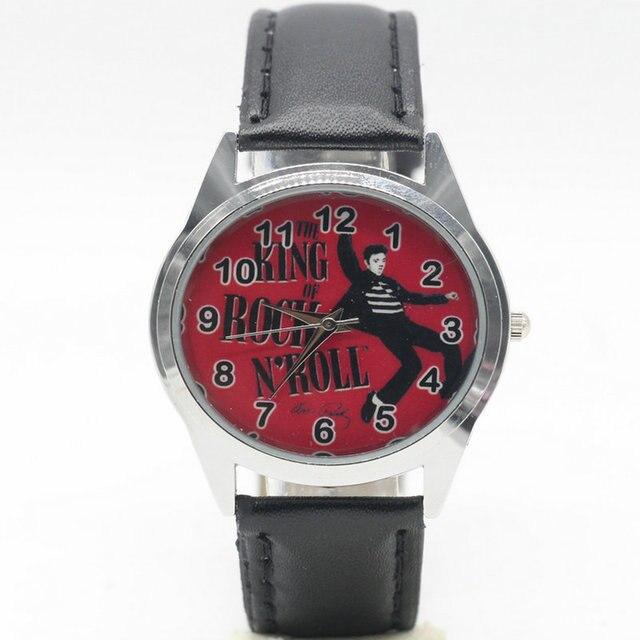2017 Marvel Fashion Elvis Presley Watch Wrist Child gift watch