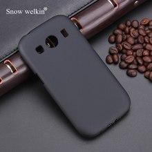 9c603b8b033 Nieve Welkin Gel TPU suave cubierta de silicona para Samsung Galaxy Ace 4  estilo LTE G357 G357FZ 4,3 pulgadas coque Fundas