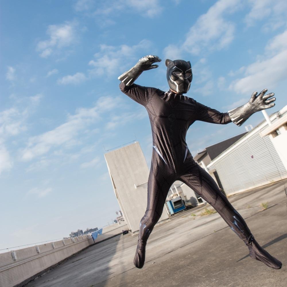 2018 영화 복수 자 : 인피니티 전쟁 점프 슈트와 - 캐릭터의상