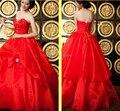 Sexy red vestidos quinceanera 2016 bola vestidos Sweet 16 Vestidos de quinceaneras vestidos debutante vestido pará de 15 años