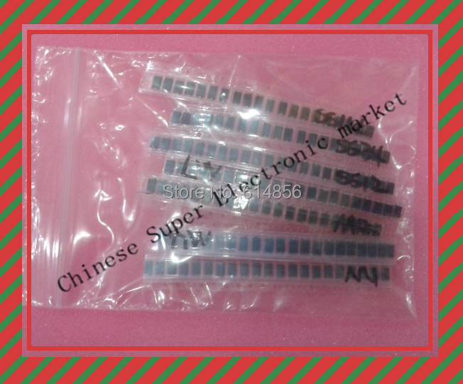 7 kinds*10pcs=70pcs/lot SMD diode package / M1 (1N4001) / M2 (1N4002) /M4(1N4004)/ M7 (1N4007)/ SS12 SS14 SS34