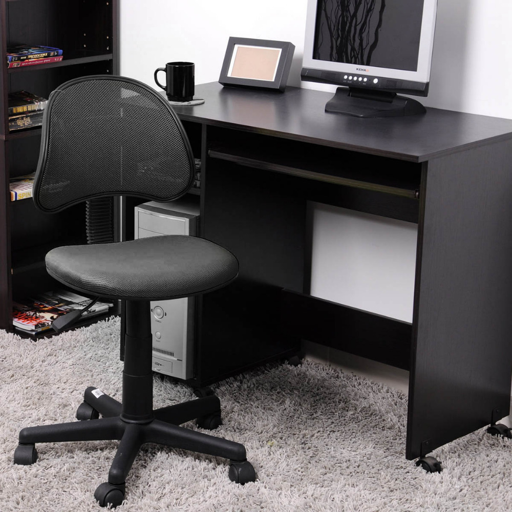 Office Chair Without Arms Loll Designs Adirondack Aingoo Breathable Computer Fabric Pads Swivel Height Adjustable 360 Degree Rotating Wheel In Chairs From