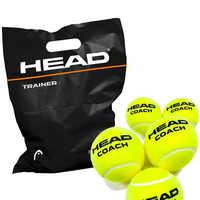 65 MM Tennis Bälle Kopf Hohe Qualität Elastische Strand Tennis Ball Training Zubehör Praxis Trainer Padel Schläger Sport