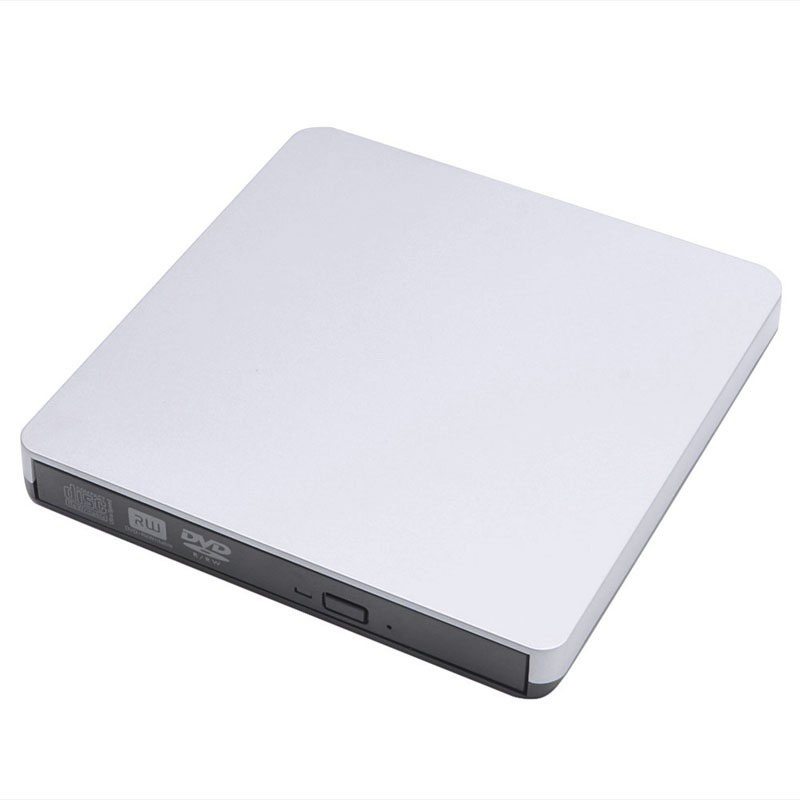 External USB 3.0 DVD Optical Drive cd/dvd-RE Burner CD/DVD-ROM Player Writer Superdrive for Laptop Computer Apple imacbook pro
