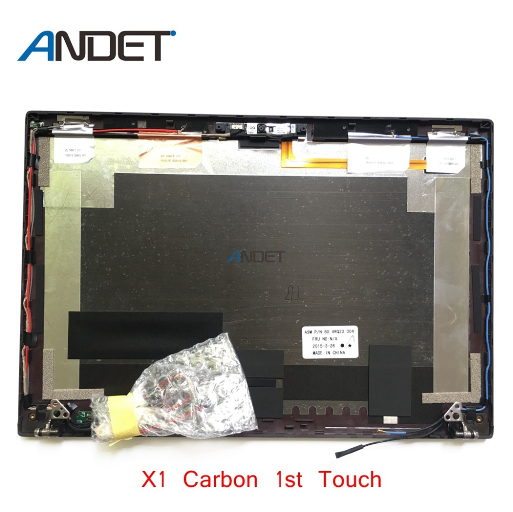 Lenovo ThinkPad X1 Carbon Gen 1 LCD Rear Back Cover Bezel 04Y1930
