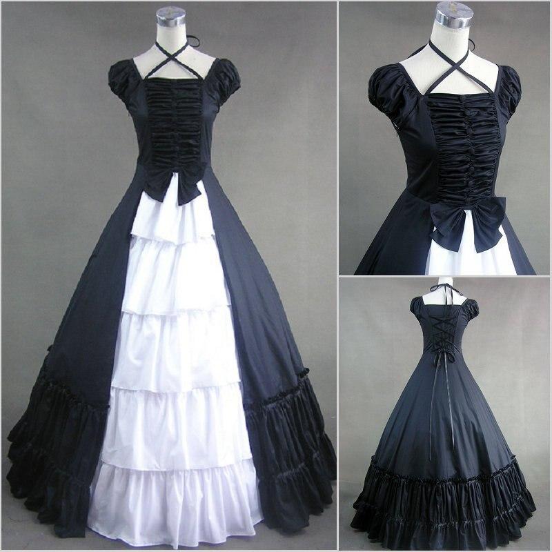 [La MaxPa] livraison directe robe Lolita gothique personnalisée robe de princesse cosplay tailleur robe victorienne pour l'été