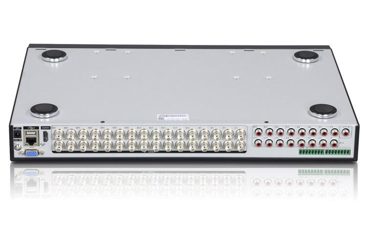 Image 4 - 1080 P, 960 P, 720 P, 960H caméra de vidéosurveillance HI3531A 32CH 32 canaux 6 en 1 Coaxial hybride NVR CVI TVI AHD DVR enregistreur vidéo de Surveillance-in Enregistreur de vidéosurveillance from Sécurité et Protection on AliExpress