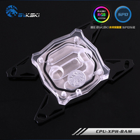 CPU MTX C Waterblock Whole Platform Cost Generic Parallel Waterways Without Fittings Water Cooling Block For