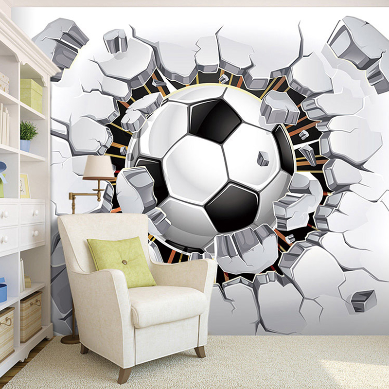 Beibehang Mural Custom Wallpaper For Walls 3 D Boys Kids'Room Sofa Seamless Mural Wall Paper Rolls TV Background Home Decor