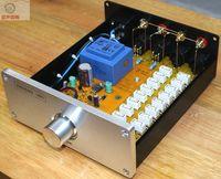 ZEROZONE Hohe präzision 0.1% version Relais volumen controller/Balance preamp L6-10