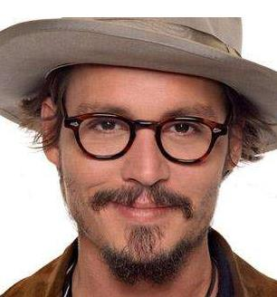 Image 3 - SPEIKE Customized New Fashion Lemtosh Johnny Depp style eyeglasses AAAAA+ quality Vintage round optical frames prescription lens-in Men's Sunglasses from Apparel Accessories