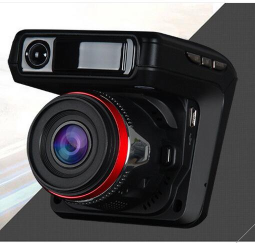 Hot! 3 in1 Car Radar Detector Full HD 1080P 2.4