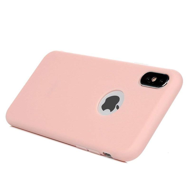 מגן סיליקון צבעוני לאייפון 5