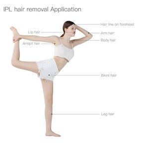 Image 4 - Haar Entfernung System Mit LPL + RF Und 300000 Lampe Köpfe IPL Entferner System, schmerzfrei Und Sicher Haar Epilierer Zu Hause