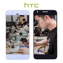 Original 5.0 pulgadas Para HTC Google Pantalla LCD de Píxeles Para Nexus S1 Pantalla de Reemplazo de Pantalla Táctil Digitalizador Asamblea Negro Blanco