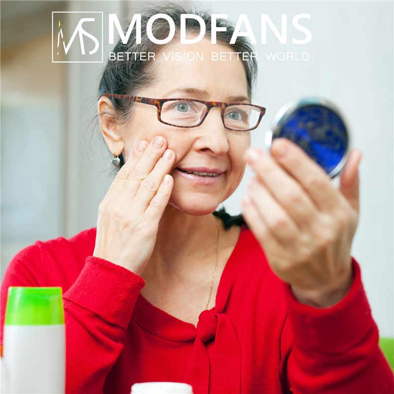 Gafas de lectura cuadradas pequeñas, gafas ultraligeras irrompibles para hombre y mujer, gafas para presbicia de alta calidad de estilo retro con bolsa