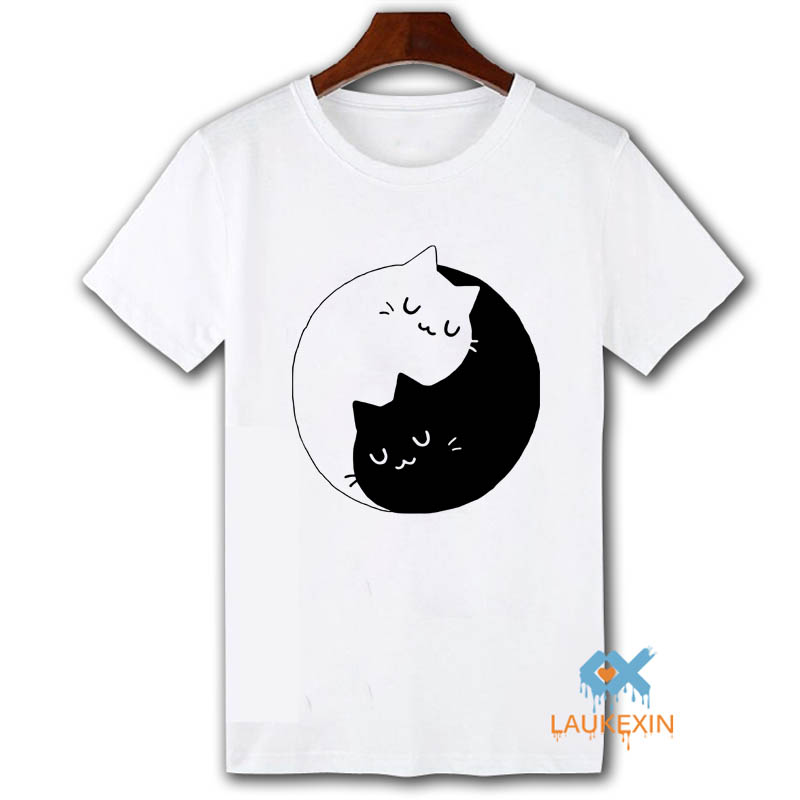 b2fffc392 Kitten Kittens T Shirt Meow I Love Cats Crazy Cat Lady Sweet Yin Yang  Unicorn Tops Tee Shirts Swag Tumlar Tshirts Plus Size