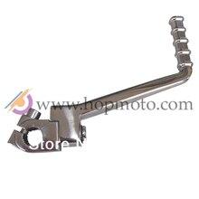 Рычаг запуска с нержавеющей сталью для велосипеда грязи/питбайк запасные части для двигателя YX150 160 YinXiang