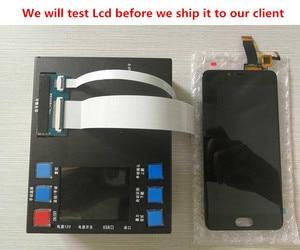 Image 4 - AAA جودة LCD + الإطار ل MEIZU M5 شاشة Lcd صغيرة 5.2 بوصة شاشة محول الأرقام شاشة تعمل باللمس لاستبدال M611D/A/Y/H