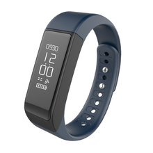 Оригинальный iwownfit умный Браслет Bluetooth 4.0 Водонепроницаемый IP67 Фитнес трекер здоровье браслет сна Мониторы I5PLUS
