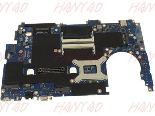 CN-098VVR 098VVR For DELL M6800 laptop Motherboard LA-9782P Mainboard DDR3 100% tested