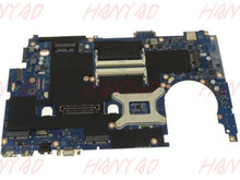 CN-098VVR 098VVR For DELL M6800 laptop Motherboard LA-9782P Mainboard DDR3 100% tested sheli for dell d820 motherboard cn 0f566k f566k cn 0d687k d687k