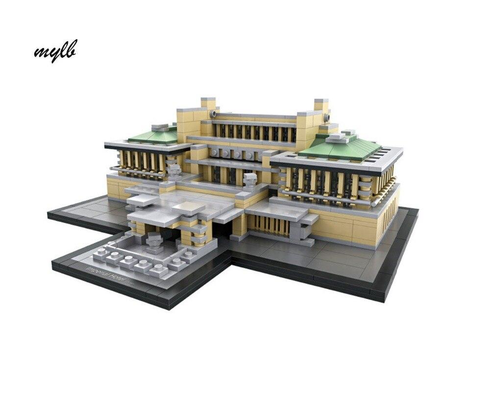 Architecture Building Blocks