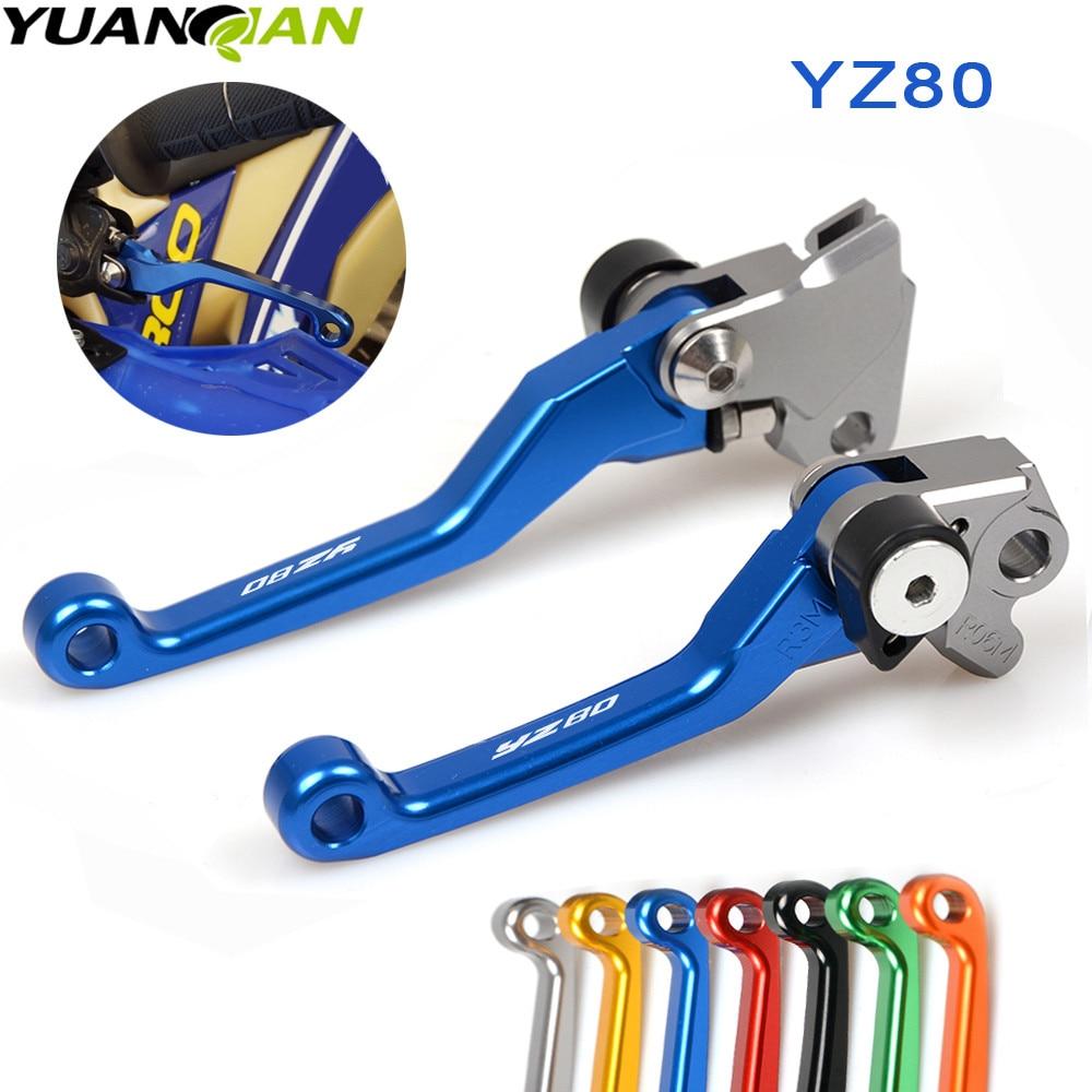 For yamaha YZ80 YZ85 YZ 80 YZ 85 2001-2016 2009 2010 2011 2012 2013 2014 2015 Motocross Pit Dirt Bike Brake Clutch Lever Handle